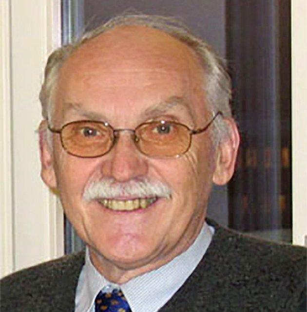 Rolf Skår kreeres til æresdoktor ved UiT fredag 18. juni.