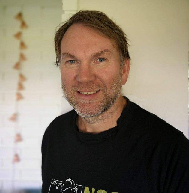 Ronald Cato Slemmen, leder Norsk Sau og Geit
