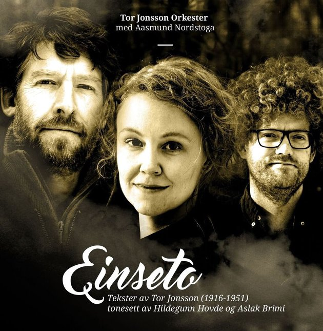 TOR JONSSON ORKESTER  Einseto  Just for the Records  Aasmund Nordstoga, Hildegunn Hovde og Aslak Brimi