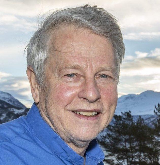 Arne Drøpping.