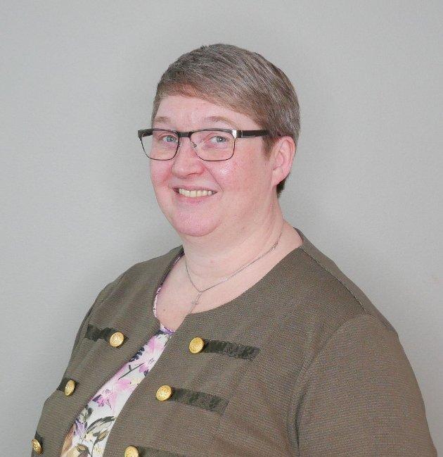 Hege Irene Fossum, ordførerkandidat for Hole KrF