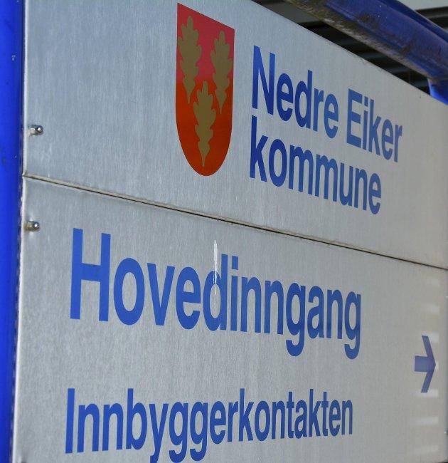HEIER PÅ: Motstanderne av kommujnesammenslåringen i Nedre Eiker organiserer seg under nytt navn