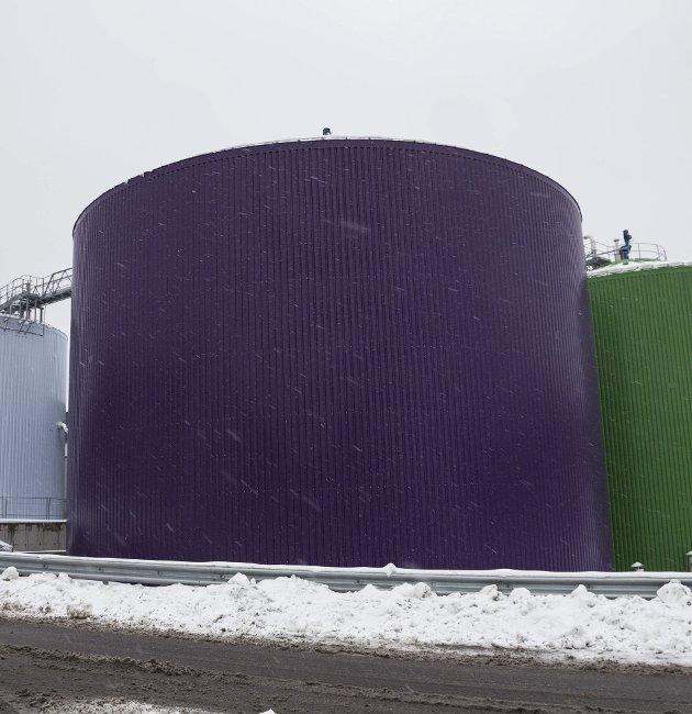 BIOGASS: Vi har bygget GreVe biogassfabrikk (bildet), også kjent som «Den Magiske Fabrikken», skriver Lene Westgaard-Halle.