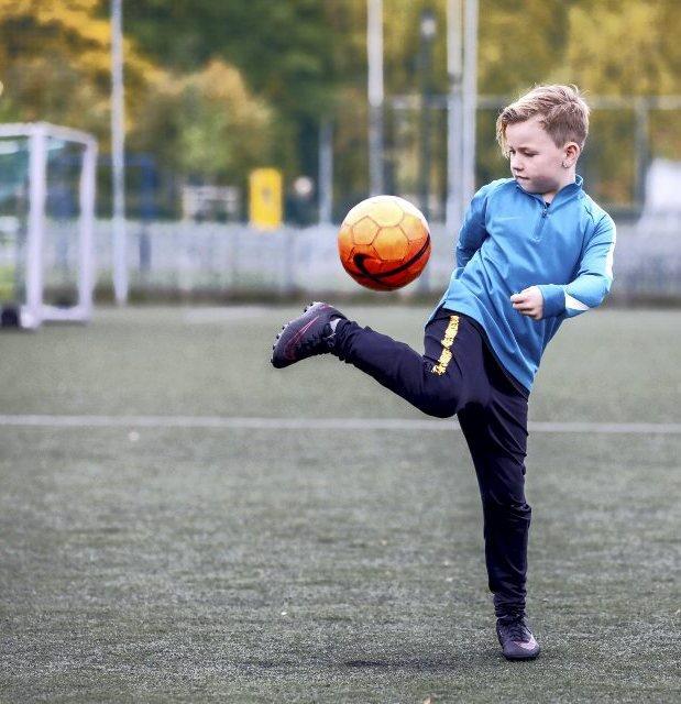 – Barn kan miste motivasjonen om de blir knust i en kamp. ILLUSTRASJONSFOTO: GORM KALLESTAD, NTB