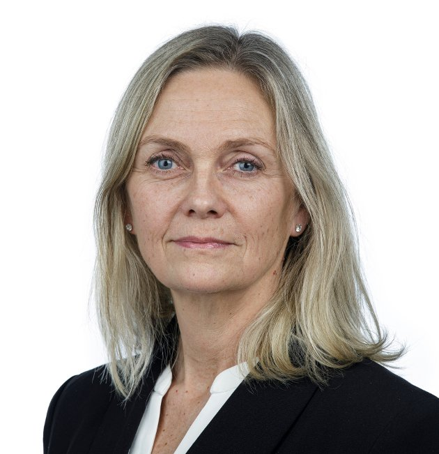 Kari Gotteberg Steen, spesialrådgiver fag/kompetanse i Rådet for psykisk helse