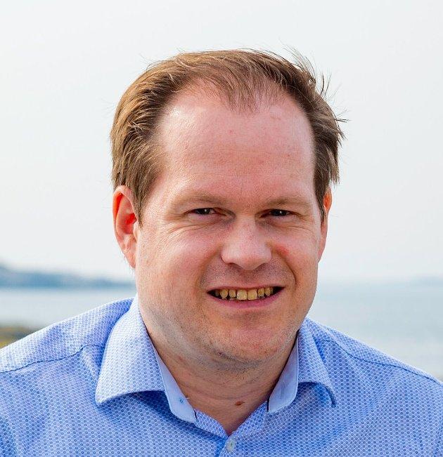Jarle Ugelstad Klavenes
