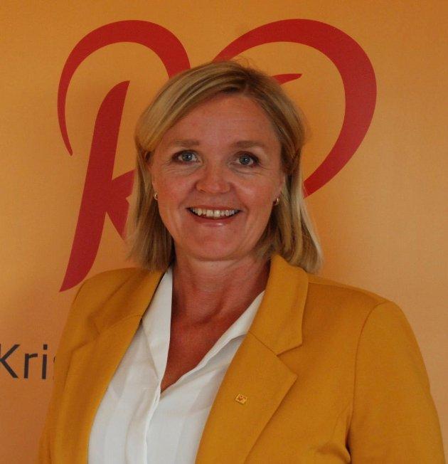 Randi Walderhaug Frisvoll Fylkesordførerkandidat for KrF Møre og Romsdal