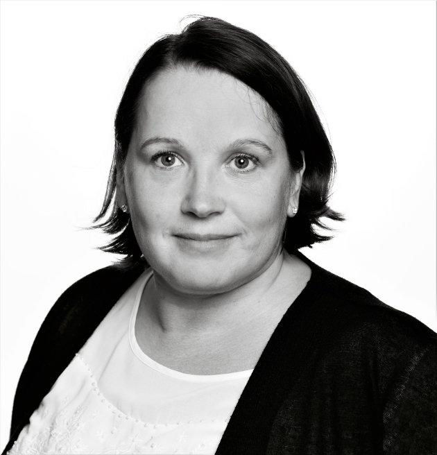 Kari Hoset Ansnes er regionlefer for LO.