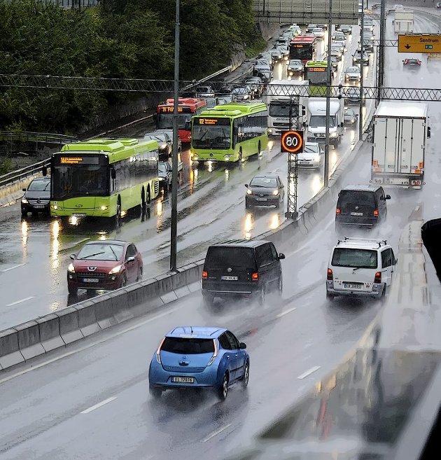 Erlend wiborg spør om Høyre er for en bilfiendelig klimapolitikk?