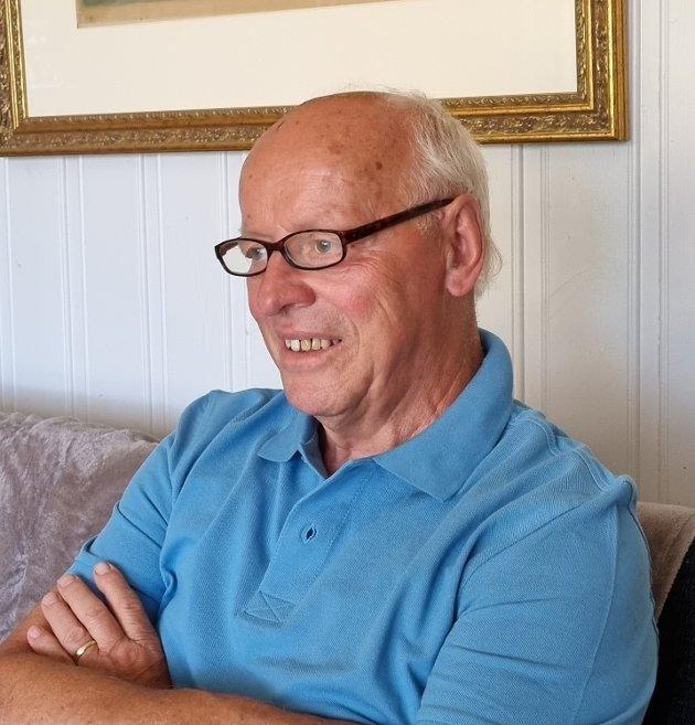 Jan Erik Lingjerde, sekretær og medlemsansvarlig i Stor-Elvdal Arbeiderparti