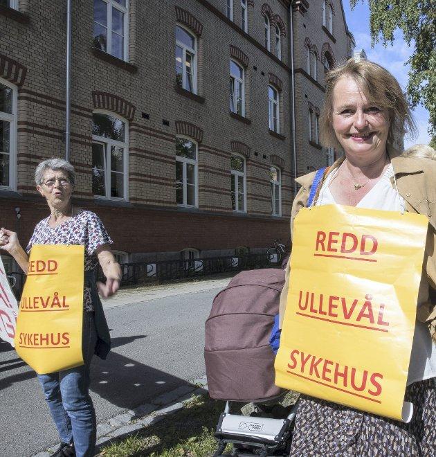 Nedleggelsen av Ullevål sykehus berører Østfold, mener stortingsrepresentant Ole André Myhrvold (Sp).