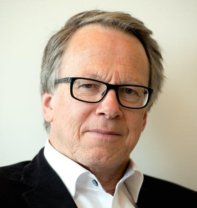 PÅVIRKER: Framtidig samfunnsøkonomi og styrking av to av dagens sykehus vil påvirke løsningen for et Mjøssykehus, skriver GDs politiske redaktør, Hallvard Grotli.