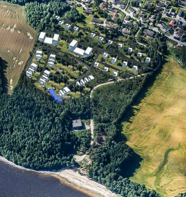 Torsdag skal igjen bystyret behandle en sak som har med utbyggingen på oversiden av Bodalstranda å gjøre.