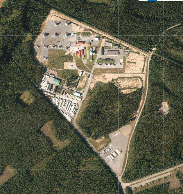 E-tjenestebasen: Aktiviteten på basen på Eggemoen linket til e-tjenesten foreslås nedlagt.