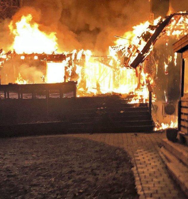 «Hver brann representerer en tragedie»