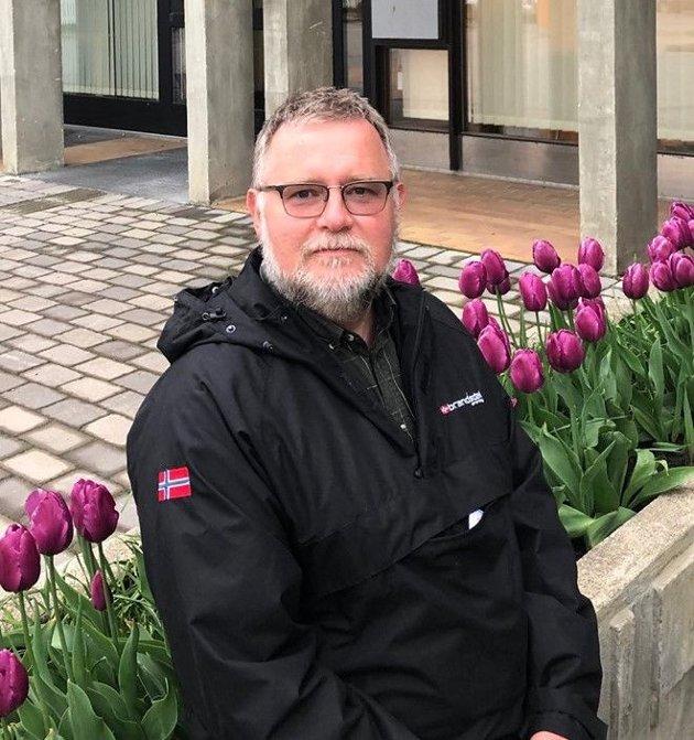 Esben Nielsen 6. kandidat for Lilletrø MDG