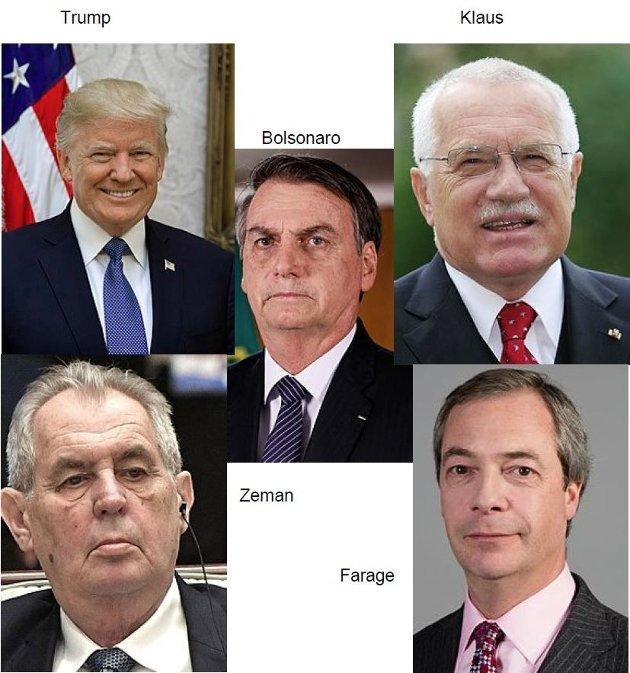 Dette er politikere som har gjennomskuet klimaaktivismen
