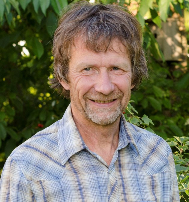 VIKTIG SAK: - Friluftslivsområde eller industriområde ved Helgelandsmoen? spør Morten Dåsnes.