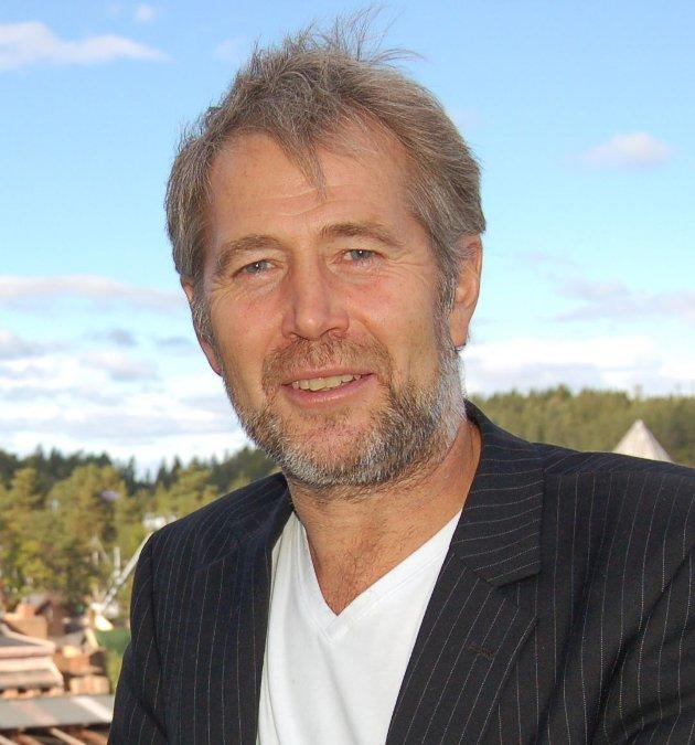 Arne Johannessen er styreleiar i Actis - Rusfeltets samarbeidsorgan.