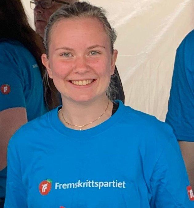 Ungdomskandidat i Flesberg