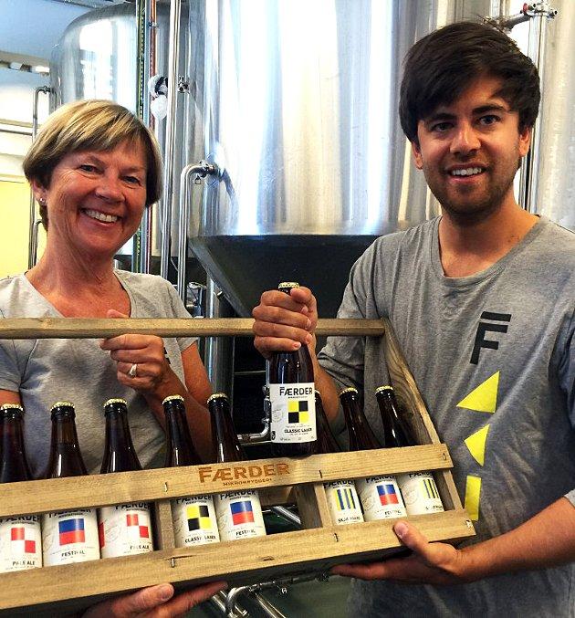 «Vi tror ikke en avgiftslettelse for småskalaproduksjon av øl vil ha konsekvenser for forbruket»