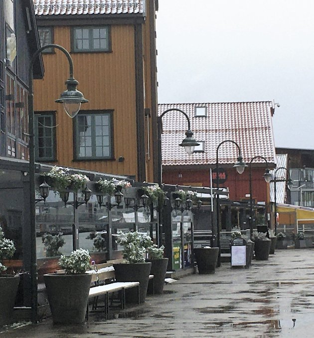 «Utelivet i Tønsberg sysselsetter flere hundre arbeidstagere»