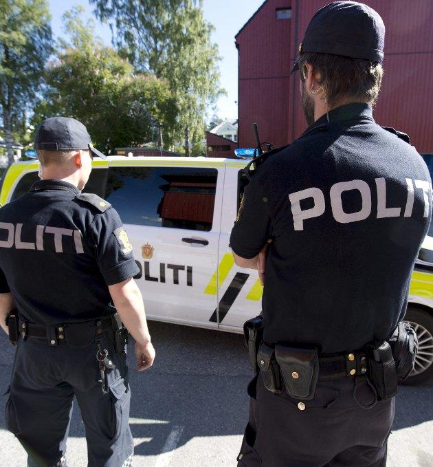 INGEN TVILER: Vi er på rett vei for å nå målet om å gi innbyggerne i Innlandet et moderne og kompetent politi, skriver politimester Johan Brekke.