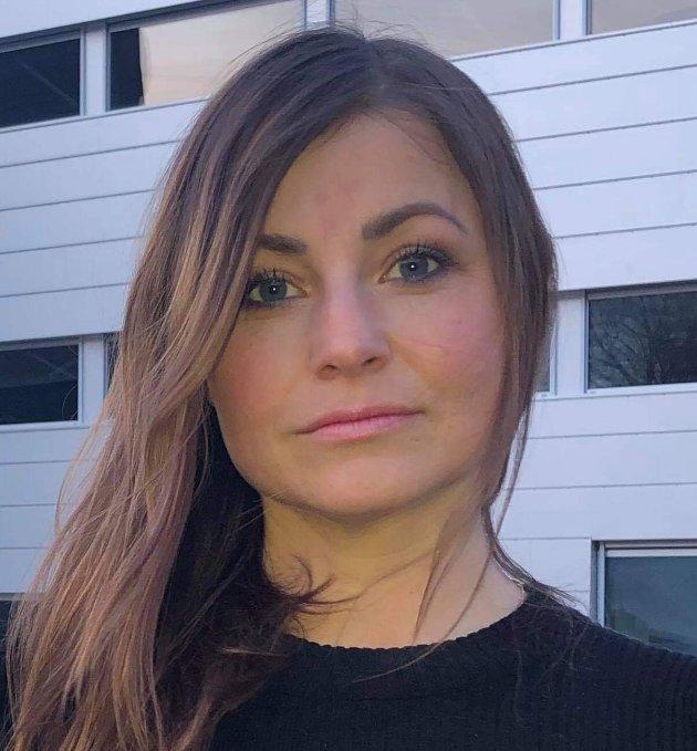 Henny-Kristin Asperanden Navarsete, er gruppeleiar i Sogndal Arbeidarparti.
