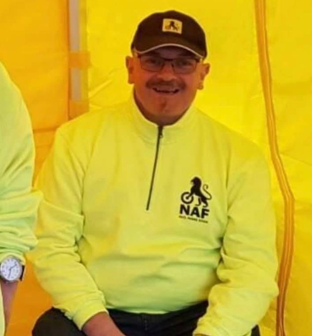 LEIAR: Jon Fimreite var lokallagsleiar i NAF Indre Sogn frå 2011.