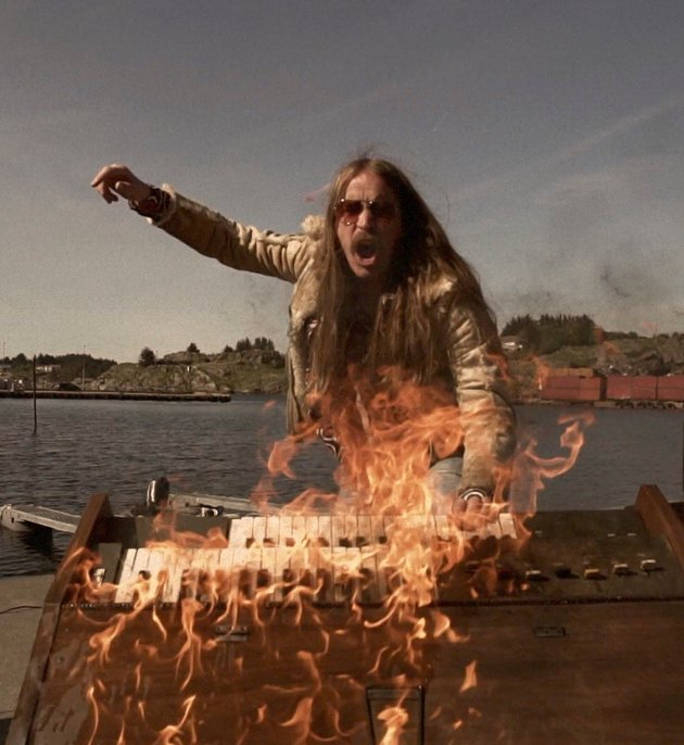 """DEBUTALBUM:  Progbandet Ring Van Möbius er ute med debutalbumet sitt, """"Past the Evening Sun""""."""