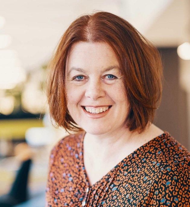 Hulda Tronstad, styreleder i LL Inntrøndelagen/styremedlem i Trønder-Avisa