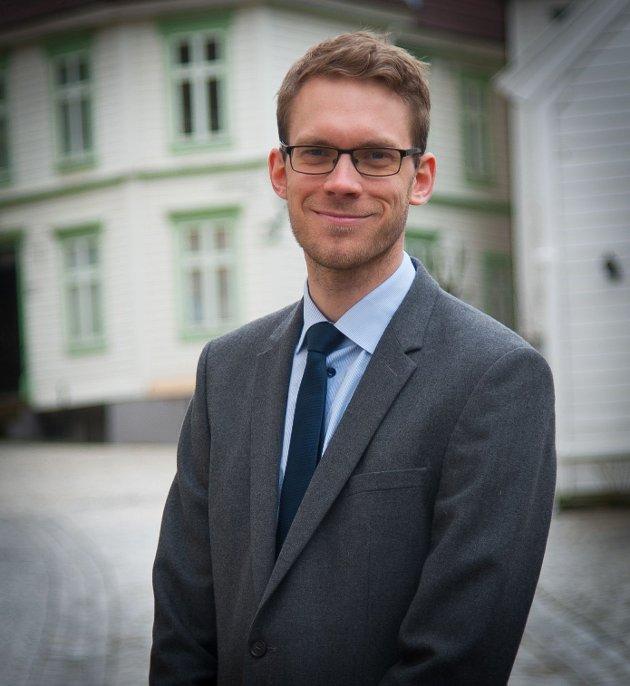 Eigil Knutsen sitter i finanskomiteen på Stortinget for Arbeiderpartiet og er finanspolitisk talsperson.