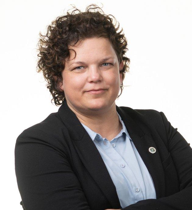Margareth Horn, nestleder Norsk Sykepleierforbund Vestfold og Telemark