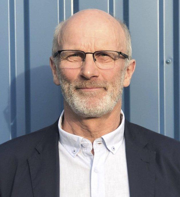 NR. 23: Knut Sønju er nominert på Øvre Eiker Høyres liste. FOTO: PRIVAT