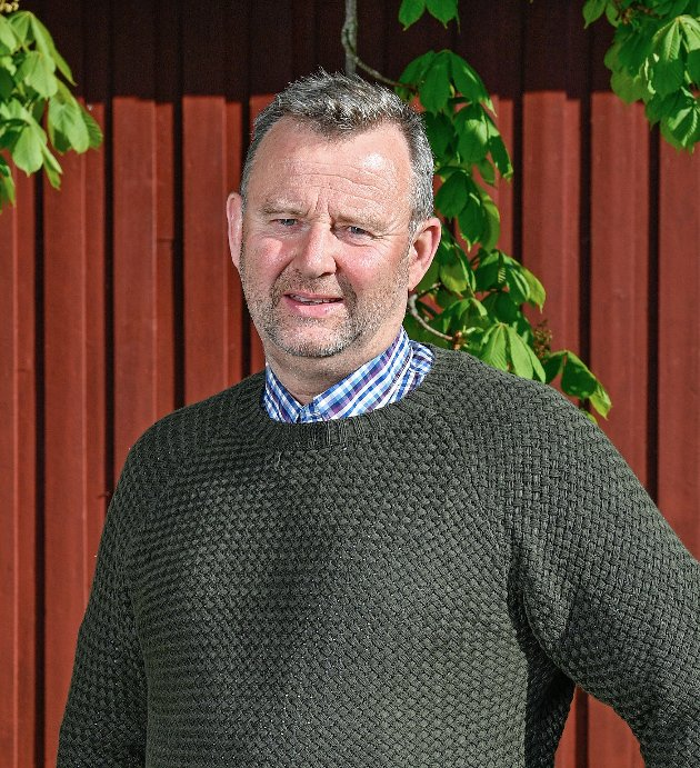 Per-Asbjørn Andvik, 2. kandidat Vestfold Senterparti