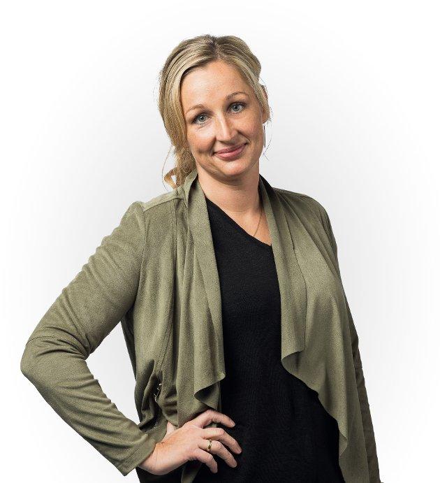 Tone Emilie Spinnangr er barnesykepleier og rådgiver i Stine Sofies Stiftelse