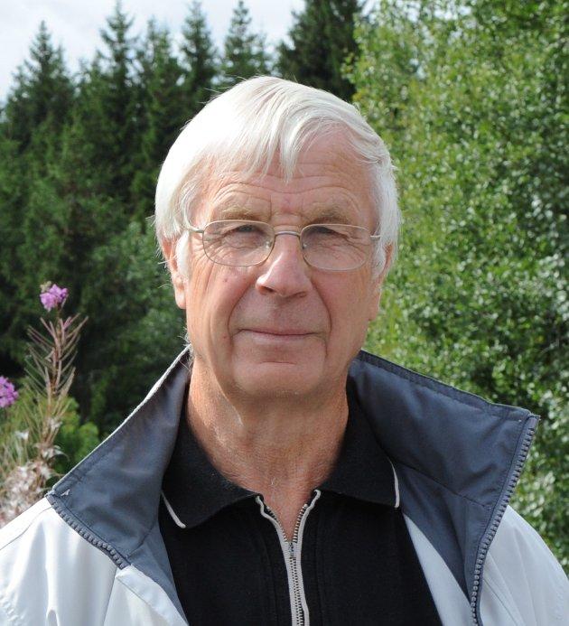 KAMERA: Harald Gundersen foreslår kameraovervåkning og redusert fart i Hagantunnelen.