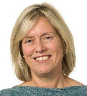 Helle Christin Nyhuus, fylkesleder Norsk Lektorlag Buskerud