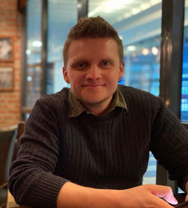 ALTFOR KORT: Vegard Nes Olsen, (05.02.91 - 20.10.2020) omkom i trafikkulukka mellom Sogndal og Hafslo.