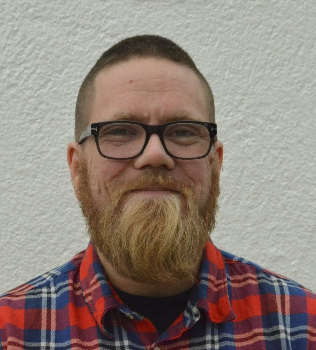Lars Ivar Wæhre fra Finnmark er en av stortingskandidatene fra Rødt som mener vindkraft truer samisk naturbruk. . Foto: Privat