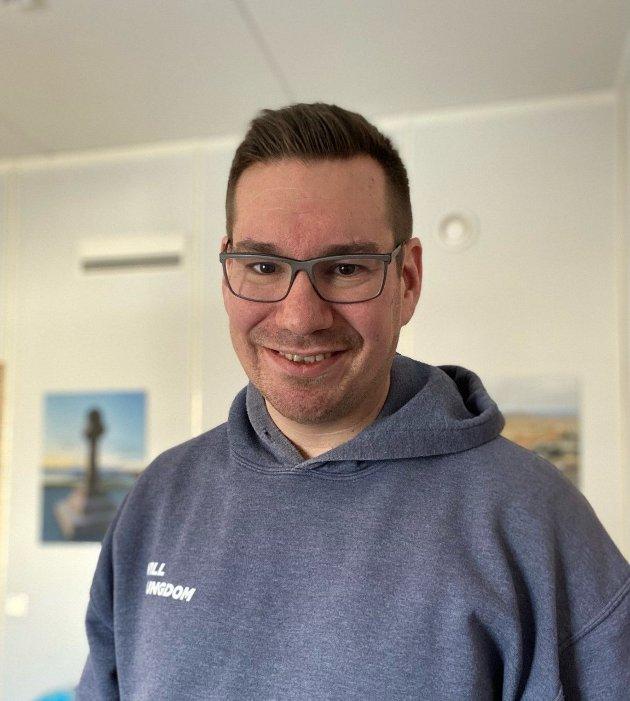 "Ulf-Terje var saksordfører for Hammerfest Arbeiderparti da NOU rapporten ""Det handler om Norge"" ble behandlet i kommunestyret 4.mars i år"