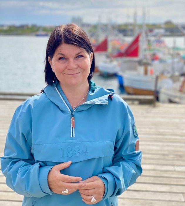 Trine Noodt, 1.kandidat Venstre i Finnmark: «Politireformen nytter!»