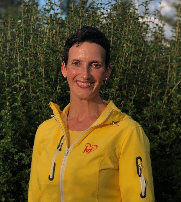 Bente Haukås, førstekandidat Bodø KrF