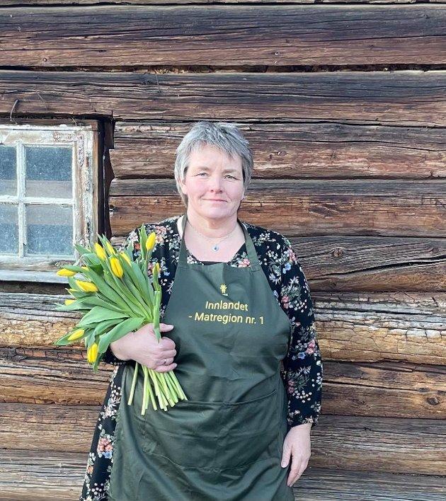 Dugnad: Frivillighet bør ikke skattelegges, mener Borgny  Skansen Sletten, leder i Oppland Bygdekvinnelag.