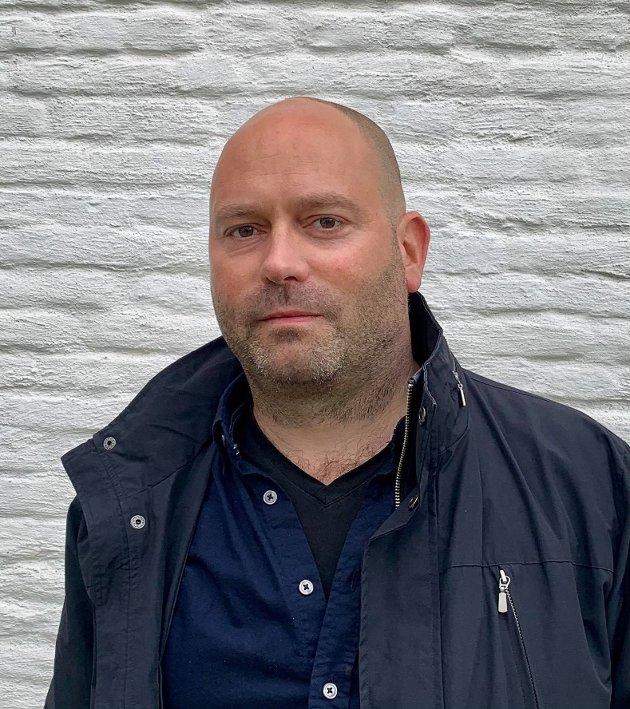 Lars Tveiten, 2.kandidat for Rødt Østfold
