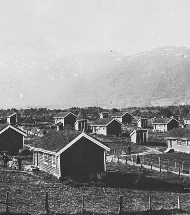 Tidens Kravs artikkel i lørdagsutgaven om Svanviken, er lite gjennomtenkt, mener Aage G. Sivertsen. Foto Riksarkivet