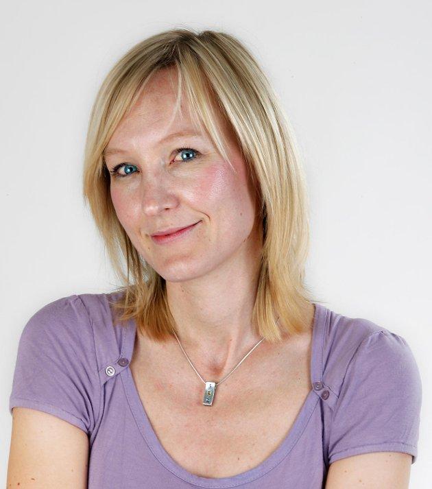 BA-journalist Katherine Ferguson.