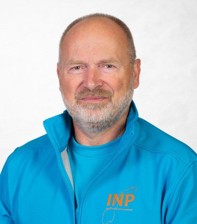 Finn Arne Follestad er stortingskandidat og leder for Møre og Romsdal INP.