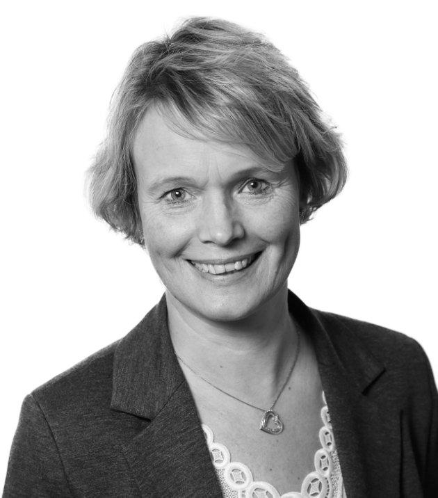 Ruth Sunnanå Sveistrup, journalist