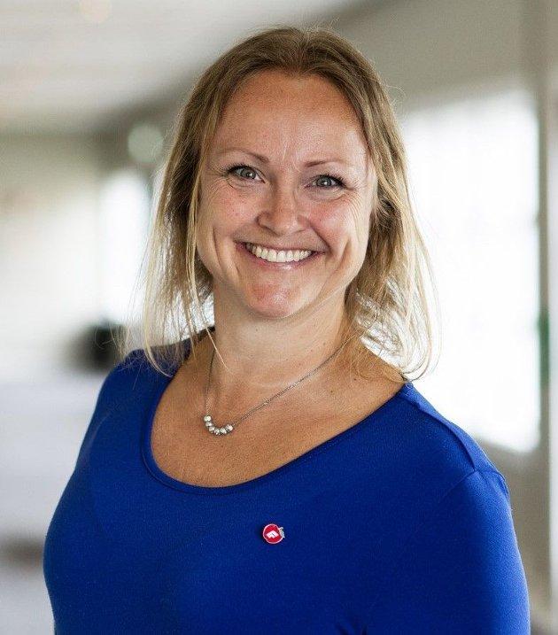Gruppeleder Anette C. Elseth i Lillestrøm FrP